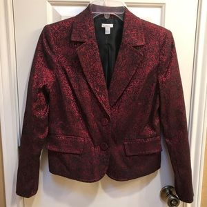 Apt. 9 After 5 Evening Formal Blazer Size 12P NWT